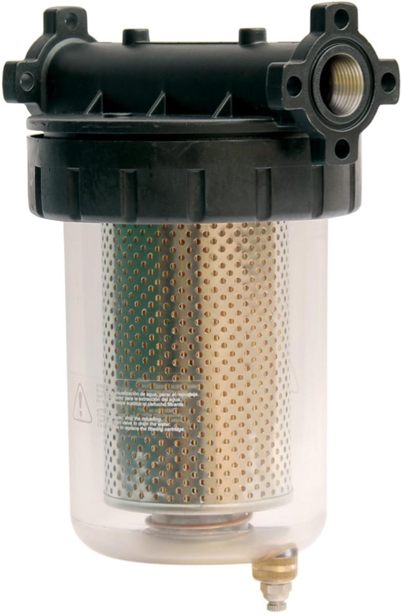 Фильтр грубой очистки воды: как работает, виды